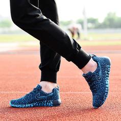 Mulheres Tecido Casual Outdoor Caminhada com Aplicação de renda sapatos
