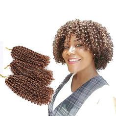 Rizado Pelo sintético Trenzas para el cabello (Vendido en una sola pieza)