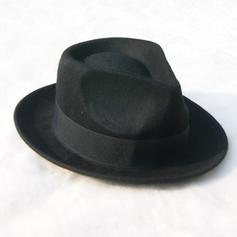 Mannen Betoverend/Elegant/Eenvoudig vilt Fedora Hat