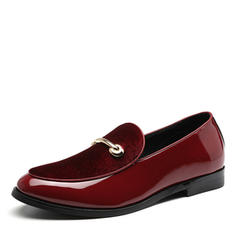 Horsebit Loafer Casual Leatherette Men's Men's Loafers
