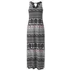 Lace/Print Sleeveless Sheath Casual/Boho/Vacation Midi Dresses