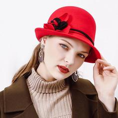 Ladies' Fashion/Classic/Pretty/Romantic Wool Floppy Hats