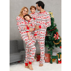 Poro Perhe vastaavia Joulu Pyjama
