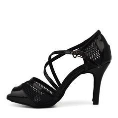 Women's Latin Sandals Leatherette Latin