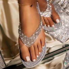 Women's Leatherette Flat Heel Sandals Peep Toe Slingbacks Slippers shoes