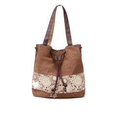 Canvas Style Canvas Shoulder Bags