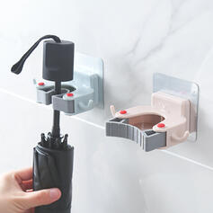 Modern Abs TPR Mop Holder (Set of 2)