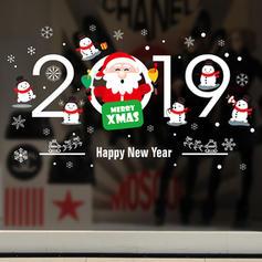 Modern Classic Christmas Any Shape Still Life Wall Stickers