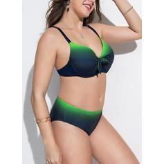 Neon Stropp Elegant Bikinier Badedrakter
