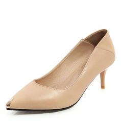 Women's Leatherette PU Stiletto Heel Pumps shoes
