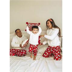 Мультфильм Распечатать Семейное соответствие Рождественская пижама