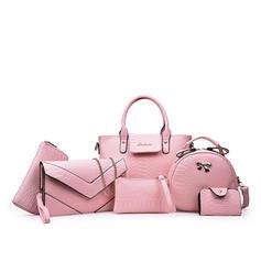 Elegant/Charming/Vintga Clutches/Satchel/Crossbody Bags/Shoulder Bags/Bag Sets/Wallets & Wristlets