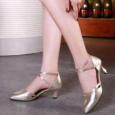 De mujer Danza latina Tacones Piel Danza latina