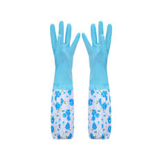Modern PVC Cleaning Glove (Set of 2)