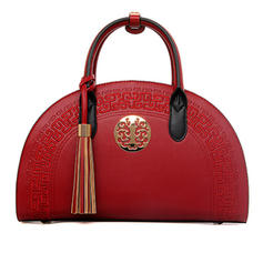 Classical PU Satchel/Shoulder Bags