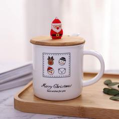 Boże Narodzenie Ceramiczny Kubki do kawy