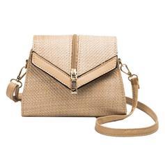 Charming Linen Crossbody Bags/Shoulder Bags