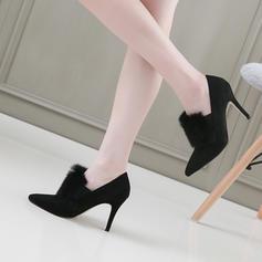 De mujer Ante Tacón stilettos Salón con Otros zapatos