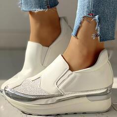 De mujer PU Casual al aire libre con Agujereado zapatos
