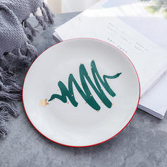 Christmas Porcelain Dinner Plates