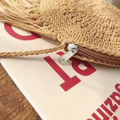 Fashionable Straw Shoulder Bags/Beach Bags