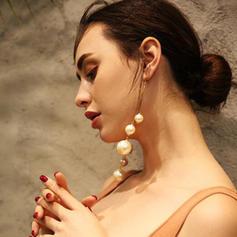 Sexy Imitation Pearls Fashion Earrings