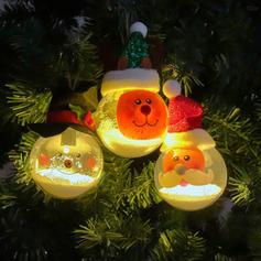 Boże Narodzenie Ozdoby Jasny PVC Dekoracje świąteczne