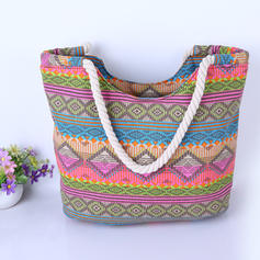 Fashionable Polyester Beach Bags/Hobo Bags