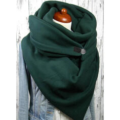 Solid Color fashion/Comfortable/Triangle Scarf