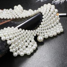 Exquisite Imitation Pearls Necklaces