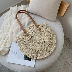Elegante/Classica/Stile boemo/intrecciato/Super conveniente/Fatto a mano Borse di tela/Borse da spiaggia/Hobo Bags/Borsa di stoccaggio