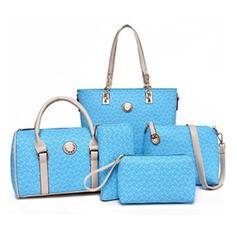 Elegant/Unique/Pretty PVC Totes Bags/Fashion Handbags/Bag Sets