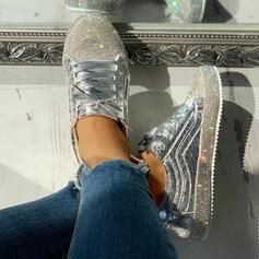 Женский PU Повседневная на открытом воздухе с Зашнуровать обувь