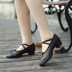 De mujer Ballet Piel Ballet