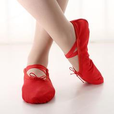 Women's Ballet Flats Canvas Ballet