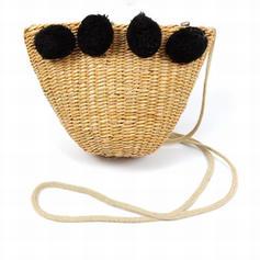 Único/De moda/Pequeño Paja Bolsas de playa