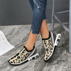 Unisexe Tissu De plein air Athlétique avec La copie Animale chaussures