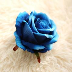 Des roses Soie Fleurs en soie ( ensemble de 10)