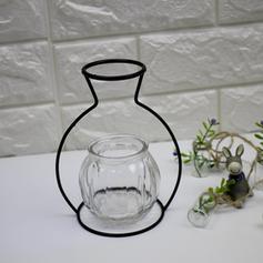 Européen Métal Vases De Table