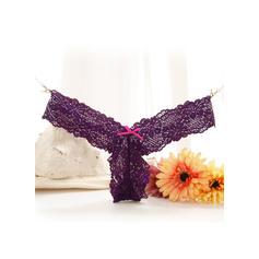 Lace Thong Panty