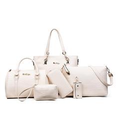 Elegant Clutches/Satchel/Tote Bags/Shoulder Bags/Boston Bags/Bag Sets/Wallets & Wristlets