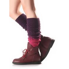 Gradiens szín Kényelmes/Női/Lábmelegítő/Csizma mandzsetta zokni Zokni/Harisnya