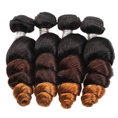 4A Loose Human Hair Human Hair Weave (Sold in a single piece) 50g