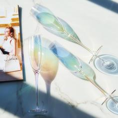 Moderní Móda Sklenka Sklenice na víno a šampaňské