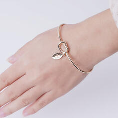 À la mode Alliage Bracelets