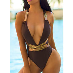 Strap Sexy Attractive One-piece Swimsuits