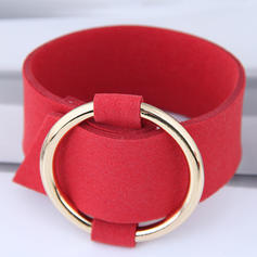 Fashionable Cloth Alloy Ladies' Fashion Bracelets
