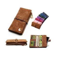 Solid Color/Multi-functional Wallets & Wristlets