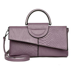 Classical PU Clutches/Shoulder Bags/Wallets & Wristlets