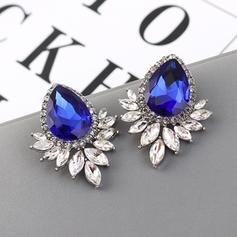 Beautiful Gorgeous Exquisite Alloy Rhinestones Glass With Rhinestone